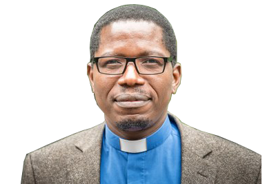 Dr. Rev Kenneth Mtata- Secretary General for the Zimbabwe Council of Churches (ZCC)